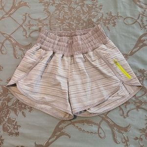 Lululemon Tracker Short II RARE Wee Are From Space